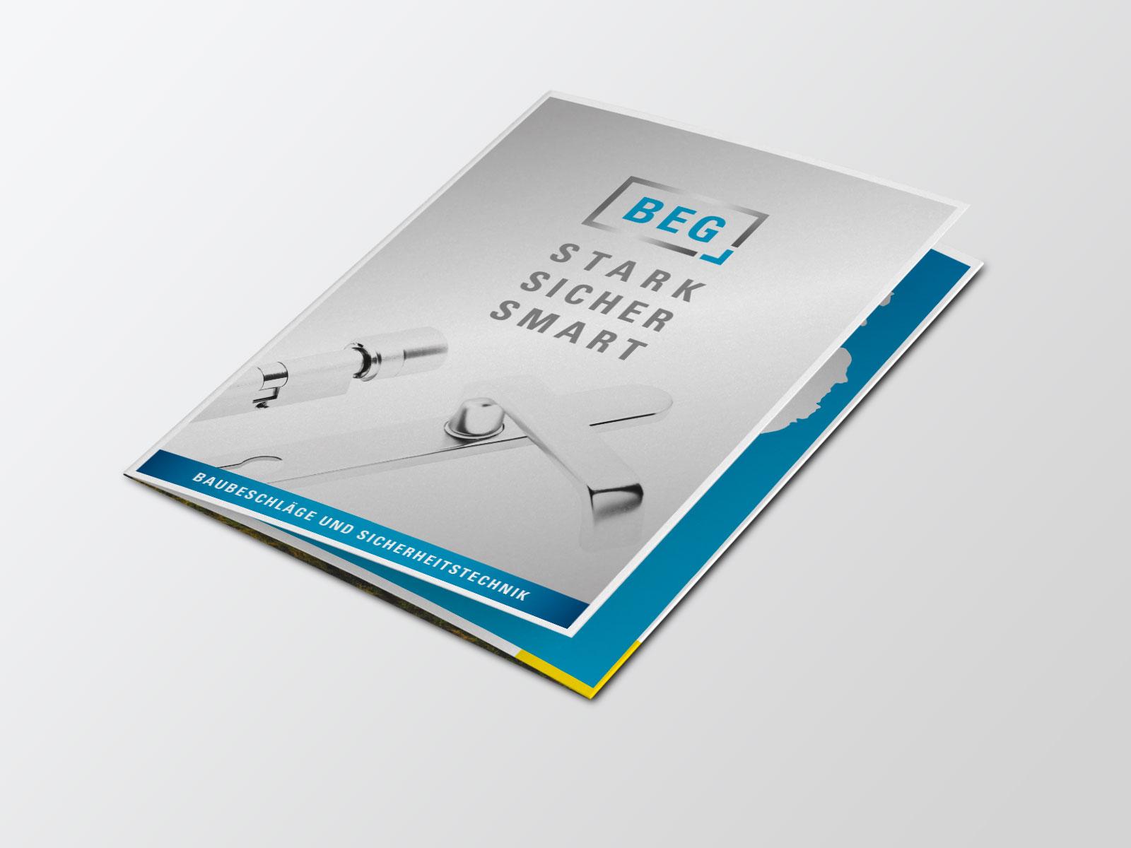 BEG Imagebroschüre