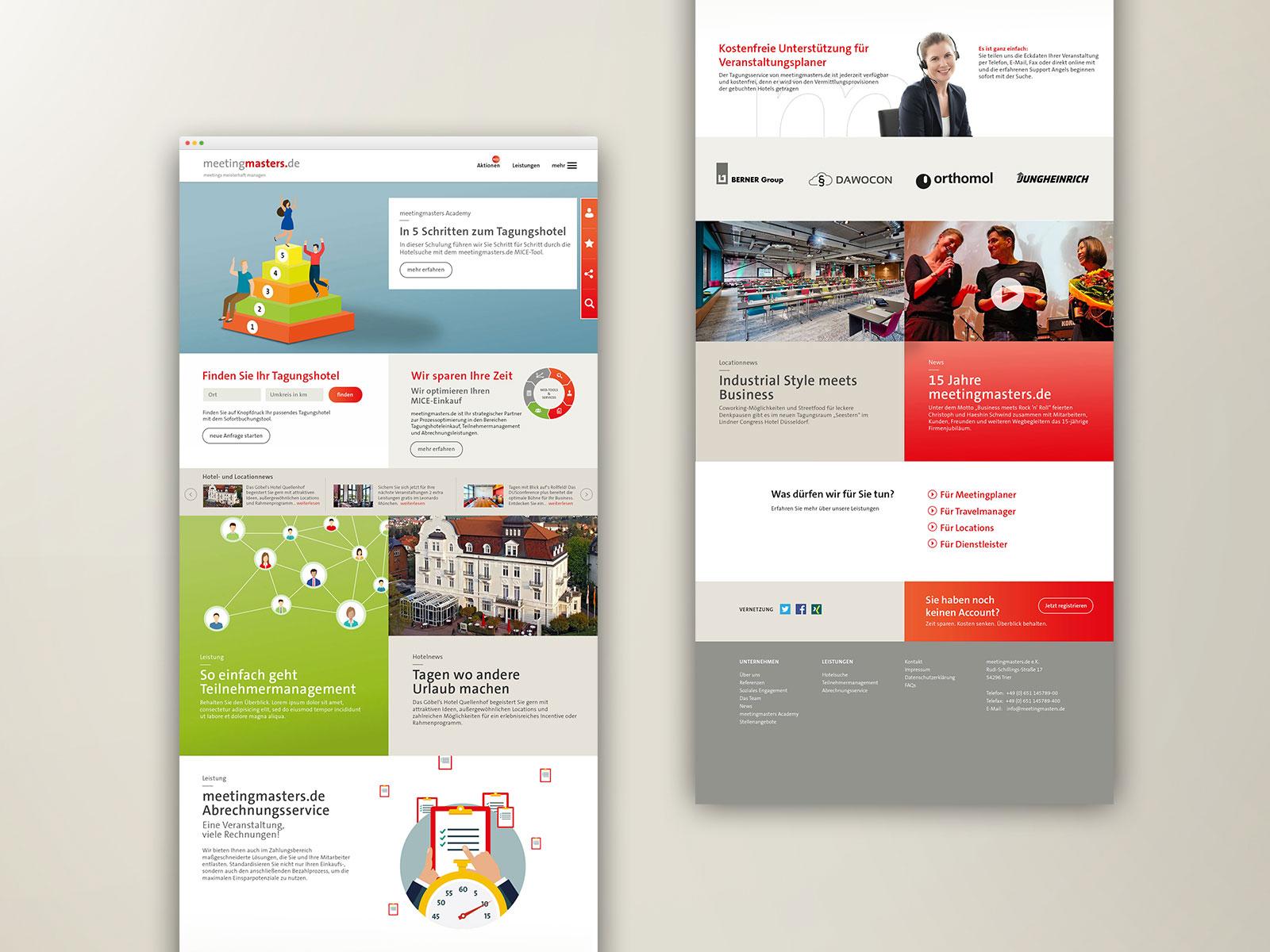 Homepage meetingmasters.de