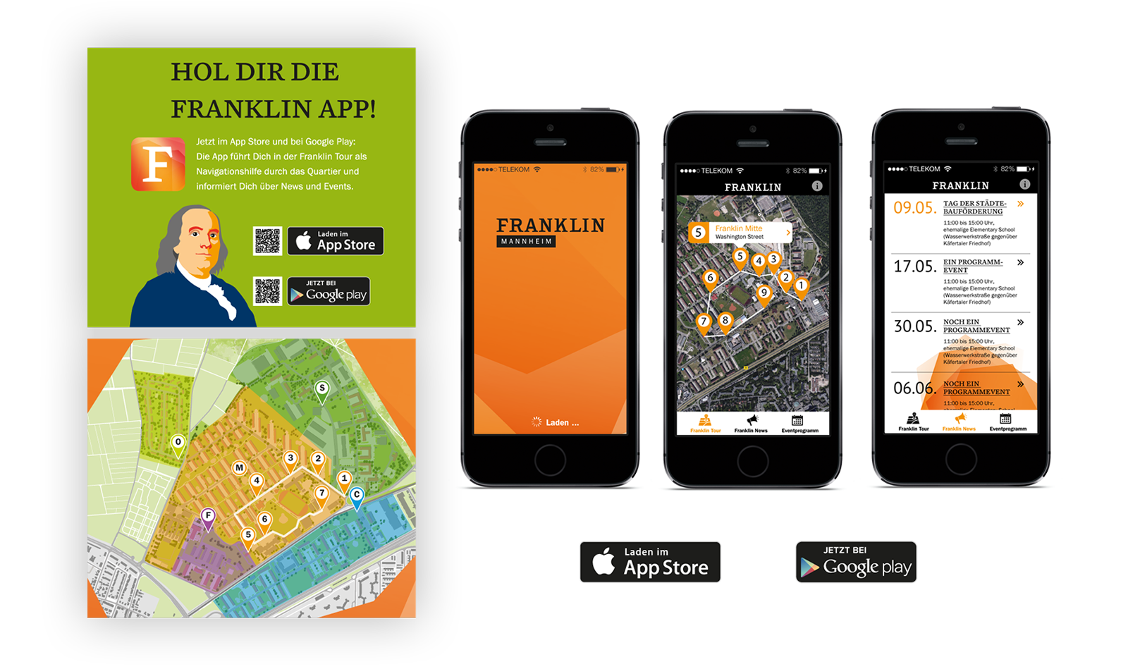 Franklin Mannheim App