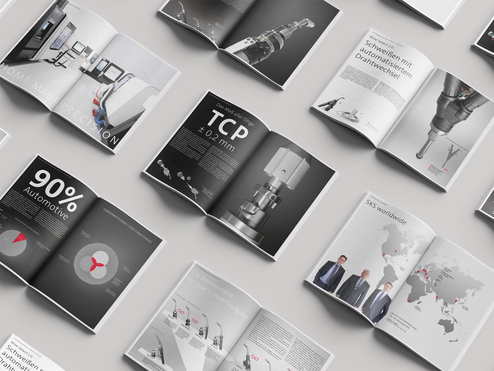 SKS Welding Imagebroschuere