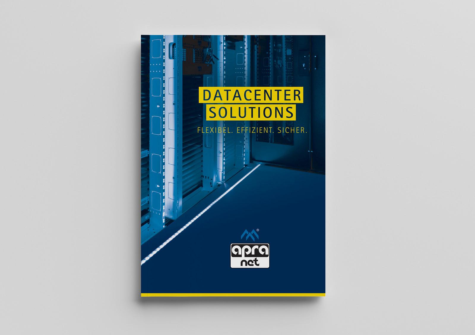 apraNET Data Solutions Broschüre